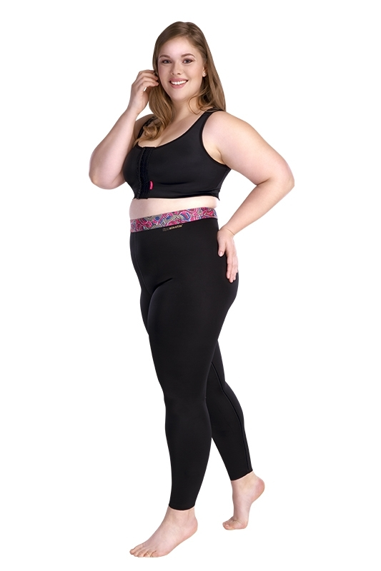 ACTIVE leggings - Slimming compression leggings that prevent water retention in the body, cellulite and swelling of the legs - Lipoelastic.com