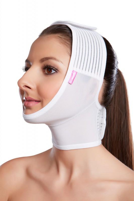 Compression facial garment FM extra - Lipoelastic.com