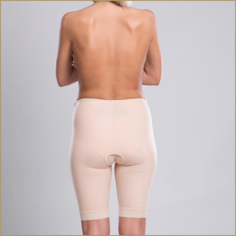 Compression above knee shorts TF Comfort - Lipoelastic.com