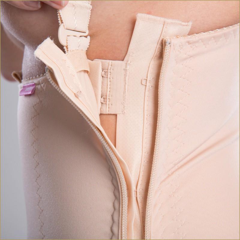 Compression below knee girdle VB Comfort  - Lipoelastic.com