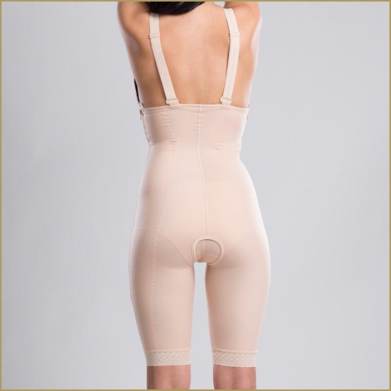 Compression above knee girdle VF Comfort  - Lipoelastic.com