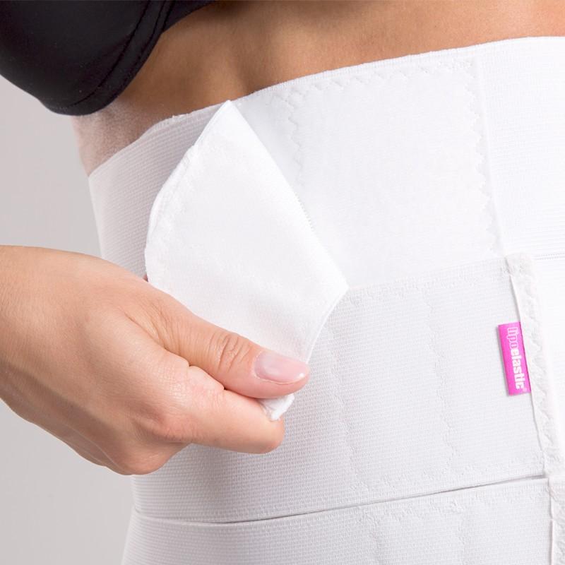 Unisex abdominal binder KP extra - Lipoelastic.com