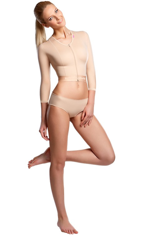 Compression vest MT smooth Comfort  - Lipoelastic.com