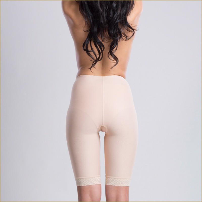 Compression above knee shorts TF unique Variant - Lipoelastic.com