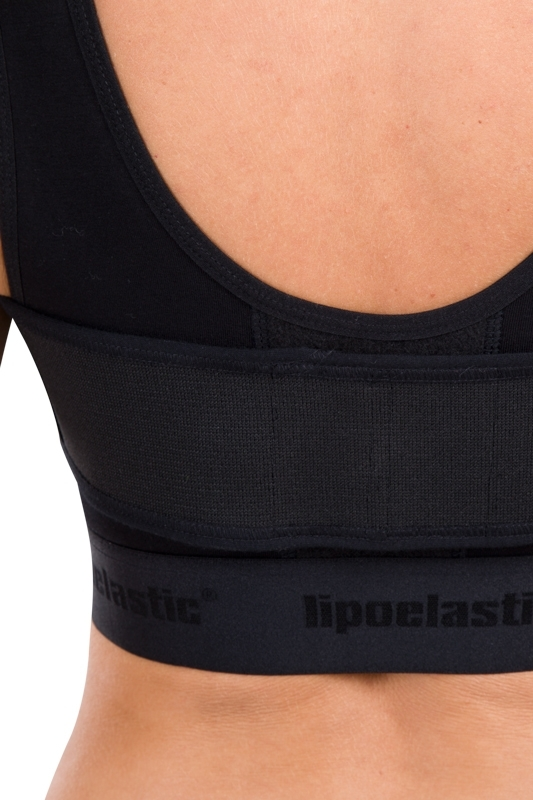 Post surgery compression bra and binder PS special Comfort - Lipoelastic.com