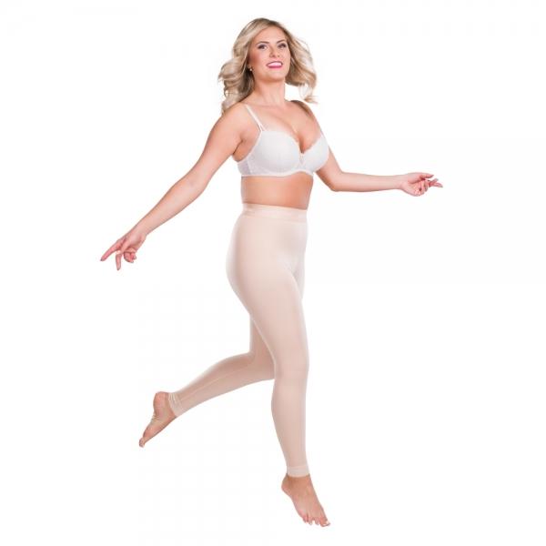 Shapewear compression below knee TB leggings  - Lipoelastic.com
