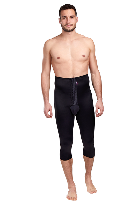 Mens compression leggings TDm Variant - Lipoelastic.com
