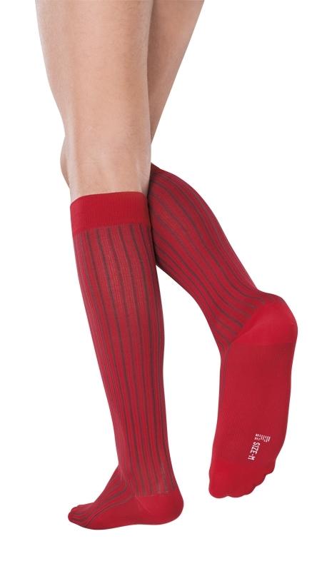 Unisex compression flight socks 210 DEN Travel - Lipoelastic.com