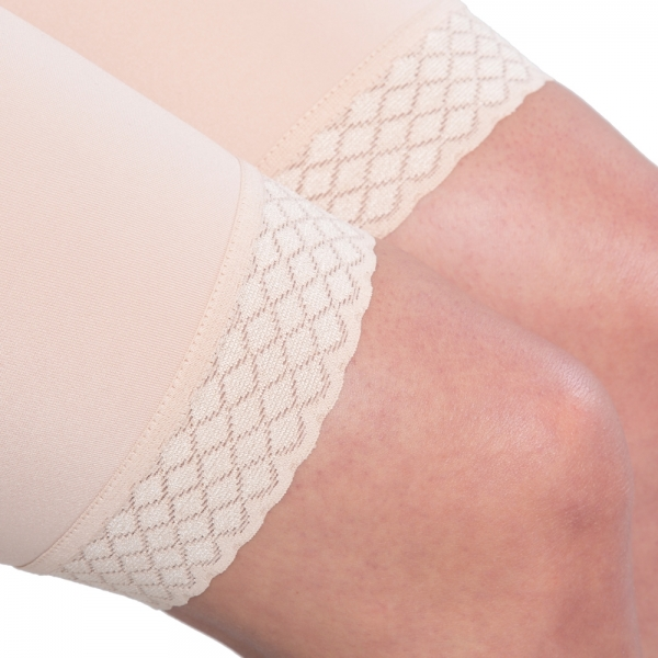 Compression above knee girdle VF  - Lipoelastic.com