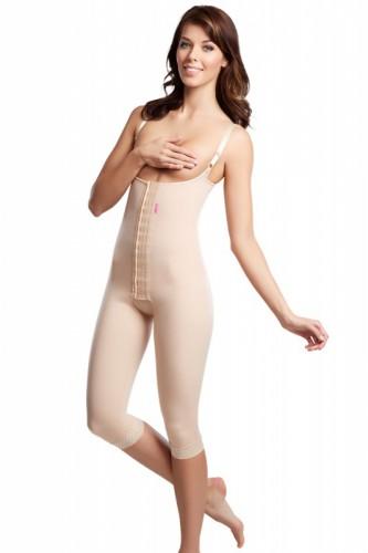 Compression below knee girdle VD body Variant - Lipoelastic.com