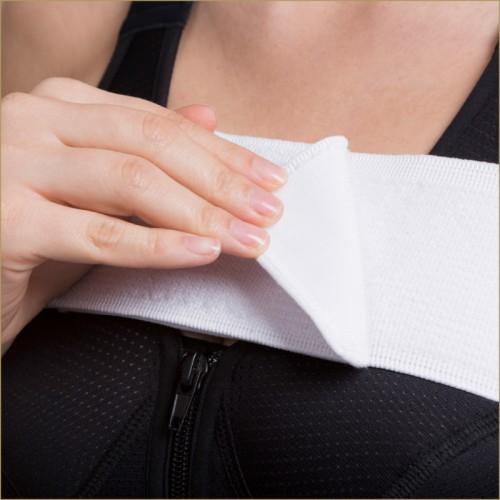 Compression breast band SI  - Lipoelastic.com