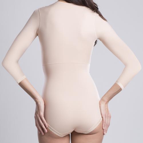 Compression body suit MH Comfort - Lipoelastic.com