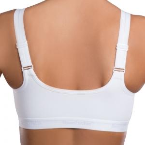 Post surgery cotton compression bra PI active - Lipoelastic.com