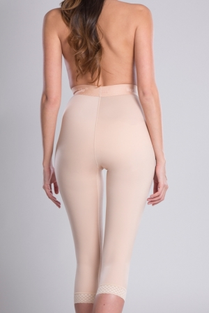 Shapewear compression below knee TD leggings - Lipoelastic.com